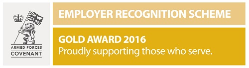 The Gold Employer Recognition Scheme